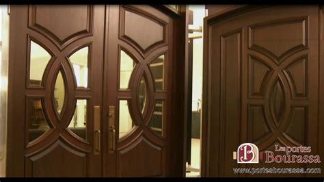 porte en bois porte de bois sur mesure custom wood door les portes