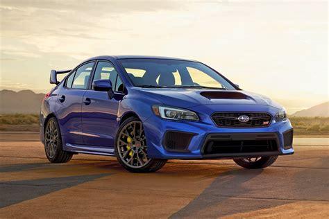 2018 Subaru Wrx Sti Pricing