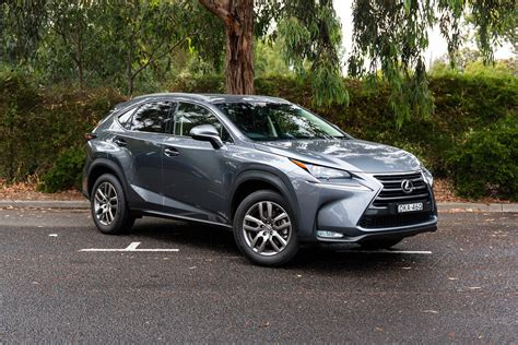 lexus luxury 2017 lexus nx200t luxury awd review caradvice