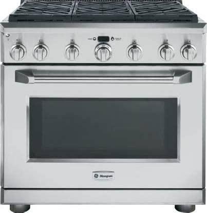 ge monogram zgpnrss  pro style gas range monogram appliances oven racks oven cleaning