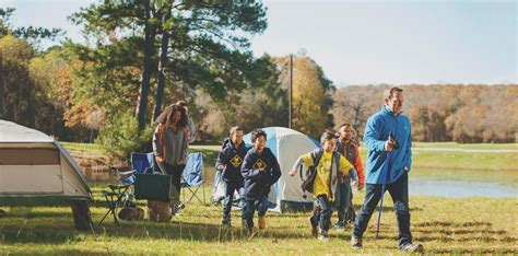 family camp great smoky mountain council boy scouts