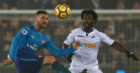 Swansea Receive Huge Double Injury Blow With Wilfried Bony ...