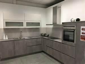 atlas küche küche in betonoptik photo beste bilder