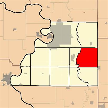 Buchanan Svg County Missouri Township Tremont Map