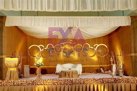 kerala christian wedding stage decor wedding planner in
