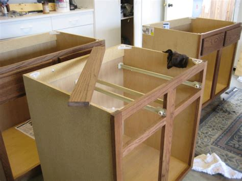 how to build a cabinet box kitchen cabis build yourself woodworking plans corner