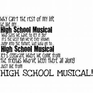 High School Mus... Music Senior Quotes