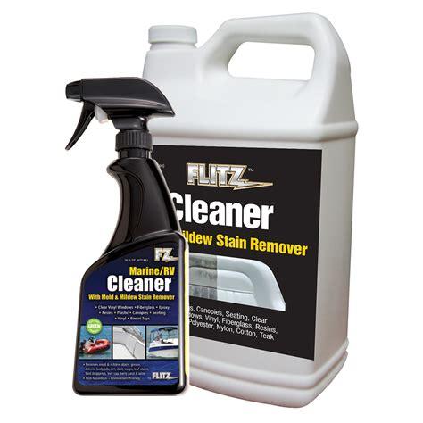 flitz marinerv cleaner  mold  mildew remover
