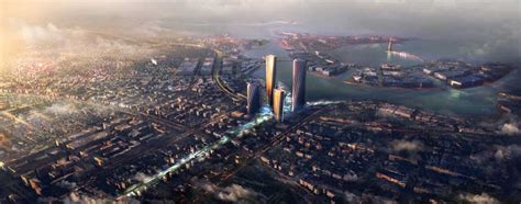 qatar ford showroom doha building  architect