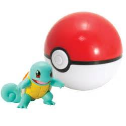 pokemon toys clip n carry le poke ball