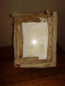 Cadre En Bois Flotté : cadre en bois flott cr ation encadrement de alice692 n 32 648 vue 3 040 fois ~ Teatrodelosmanantiales.com Idées de Décoration
