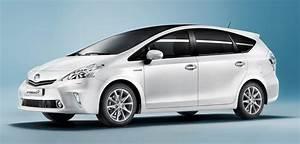 Toyota 7 Places Hybride : voiture familiale 7 places hybride ~ Medecine-chirurgie-esthetiques.com Avis de Voitures