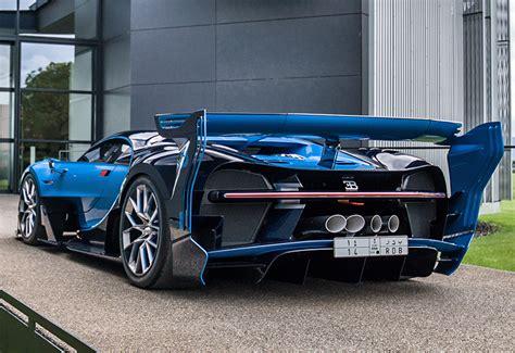 Bugatti Vision Gran Turismo Price by 2016 Bugatti Vision Gran Turismo Concept Specifications