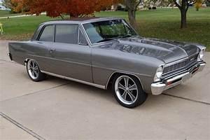 66 Chevy Nova Dash