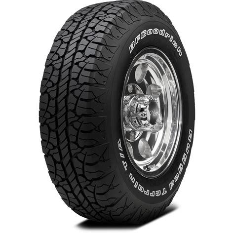 bf goodrich light truck  suv tires rugged terrain ta