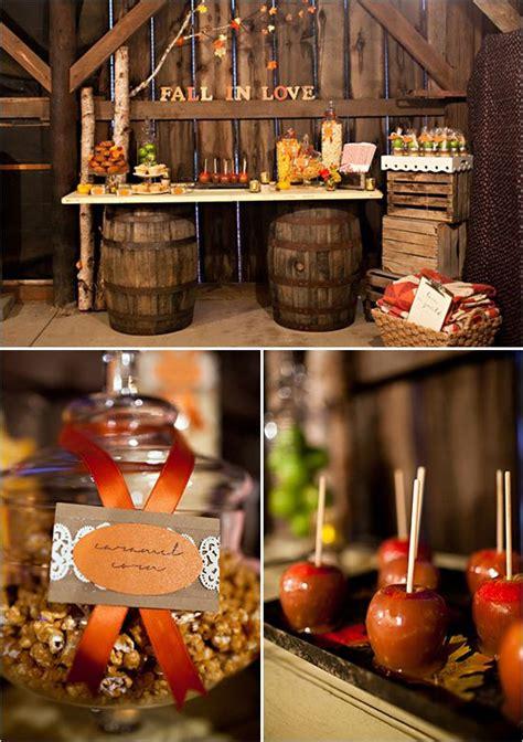 Best 25 Fall Wedding Desserts Ideas On Pinterest