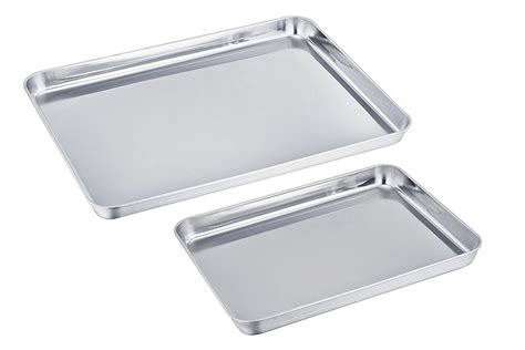 toxic bakeware non teamfar baking stainless sheet steel