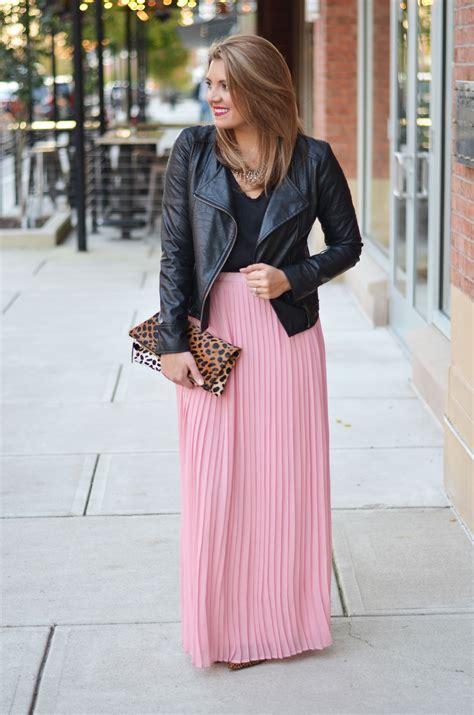 Winter Maxi Skirt + #MyHCLook | By Lauren M