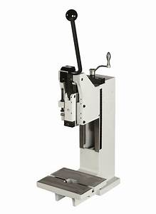 Certificate Of Performance Manual Toggle Presses Gechter The Press Specialist