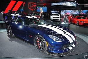 Detroit 2016: Dodge Viper ACR with Extreme Aero Package