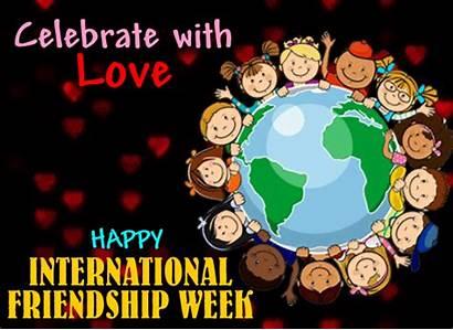 Celebrate 123greetings Friendship Week Ecards Lucky