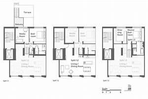 Split Level Haus Grundriss : tor149 ~ Markanthonyermac.com Haus und Dekorationen
