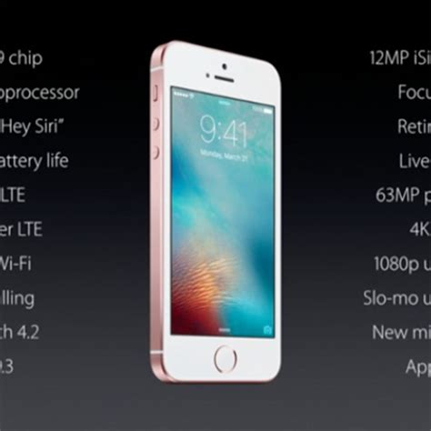 iphone 4 inch apple intros 4 inch iphone se the mac observer