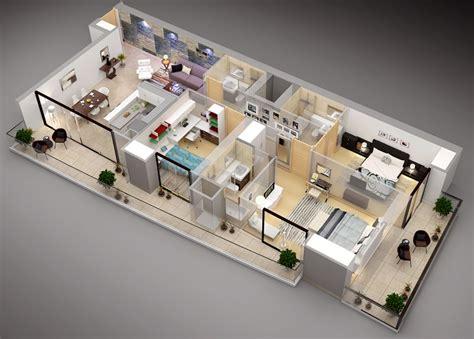 bedroom apartmenthouse plans home design