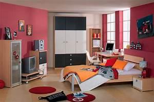 Deco Pour Chambre Ado : decoration chambres ado ~ Teatrodelosmanantiales.com Idées de Décoration
