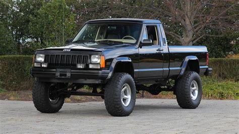 1990 Jeep Comanche Pickup