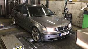 Bmw 330d E46 Stage1 Chiptuning