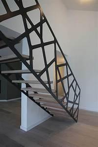 les 25 meilleures idees de la categorie rambarde escalier With peindre rampe escalier bois 9 yves deneyer menuiserie metallique ferronnerie