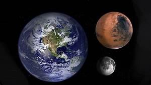 """Astronauta canadiense: """"Olvídense de Marte, debemos ..."""