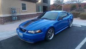 Expired - 03 Mach 1, Azure Blue 5 Speed, 67,500 Miles | Mustang Forums at StangNet