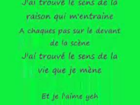 Parole De Tal Le Sens De La Vie by Tal Le Sens De La Vie Paroles Youtube