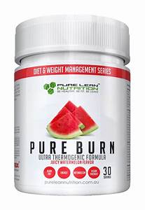 Pure Burn Fat Burner