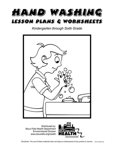 13 best images of kindergarten health worksheets nutrition