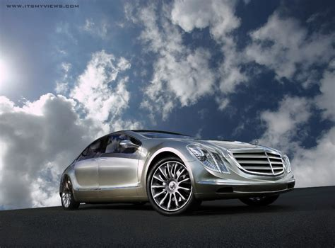 latest mercedes benz hd widescreen wallpaper