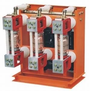 Construction Of Vacuum Circuit Breaker