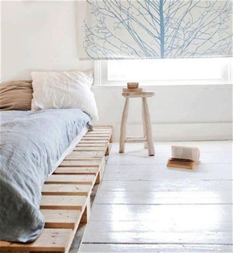 pallet bed platform wooden pallet platform bed for new bedroom 101 pallets