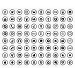 Social Icons Sketch Icon Github App Eps