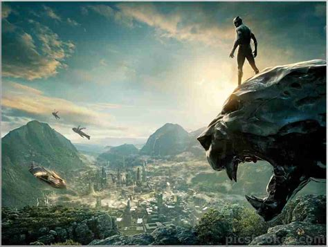 Best Of 16 Black Panther Wallpapers High Resolution