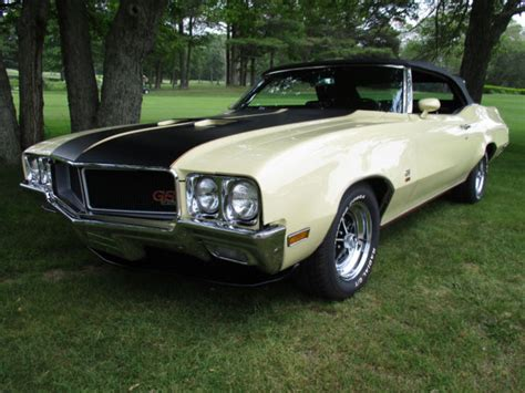 Buick Gs 455 For Sale by 1970 Buick Gs 455 Convertible Matching Numbers For Sale
