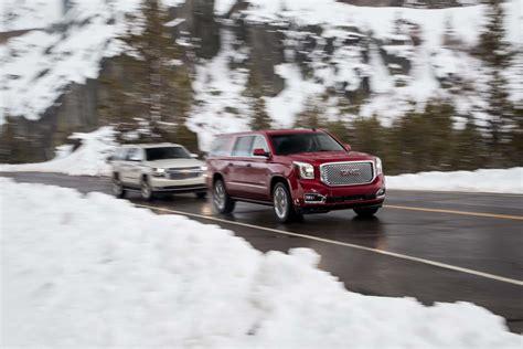 2015 Yukon Xl Vs Suburban by Yukon Xl Vs Suburban 2015 Autos Post