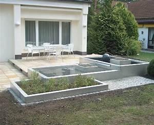 Kosten Für Garten Anlegen : wasserbecken garten selber bauen kosten ~ Lizthompson.info Haus und Dekorationen