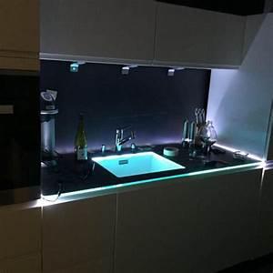 eclairage plan de travail cuisine du futur a anse pres de With eclairage led plan de travail cuisine