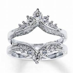what are the diamond engagement ring enhancers ring review With engagement ring enhancer wedding band