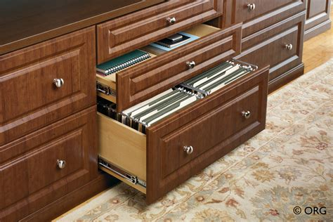Lateral File Cabinet Home Office Traditional With Builtin
