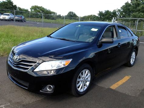 Toyota Xle For Sale by Used 2010 Toyota Camry Xle Sedan 4 Dr 12 490 00