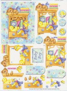 everyday  decoupage sheets toppers images